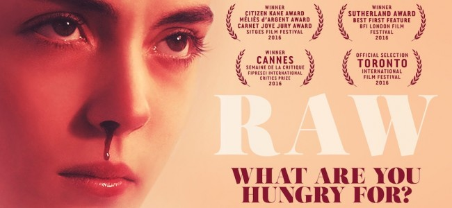 Does Raw Live Up to the Hype of Being One of the Most Disgusting Films Ever?