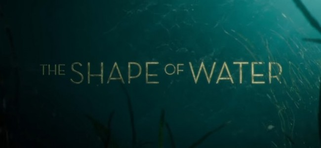The Shape of Water Proves to be a Contender for Best Picture
