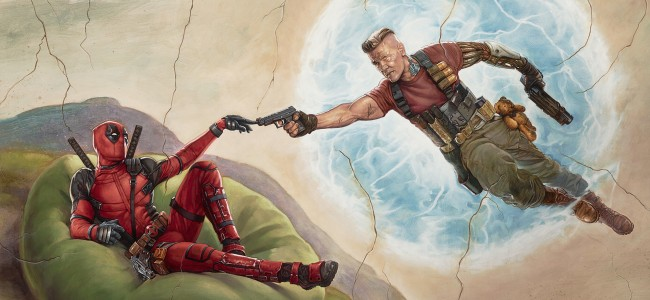 Deadpool 2 is Better than a Smothered Chimichanga[Review]